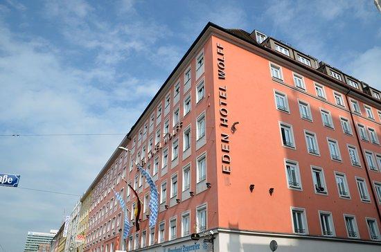 Eden Hotel Wolff: Excellent hotel