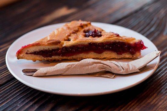 Med Limon: Пирог с вишней