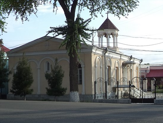 ‪Armenian Apostolic Church‬