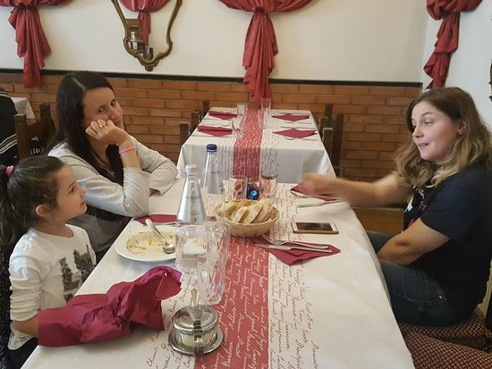 Taverna Dei Fieschi: facce da: anche no!