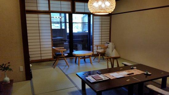 Hidatei Hanaougi: la camera