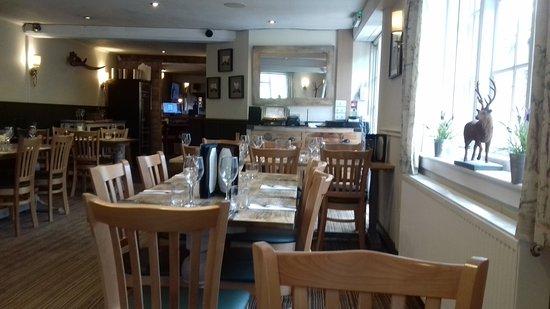 Chipping Sodbury, UK: Restaurant