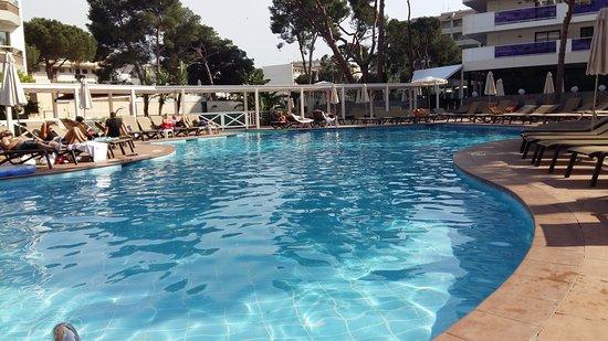 Golden Port Salou & Spa: Pool