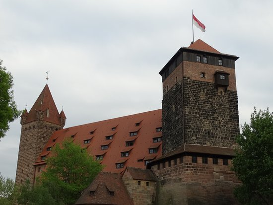 纽伦堡城堡照片