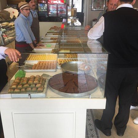 Huner Pastane ve Restaurant: Hüner Pastane ve Restaurant