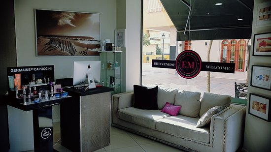 San Pedro de Alcantara, Spain: The Flawless Marbella reception area!