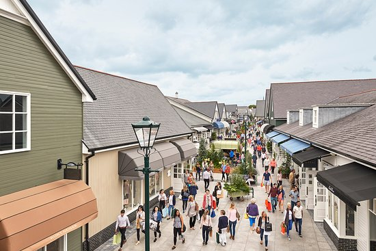 Kildare Village Is The Perfect Luxury Shopping Destination Home To