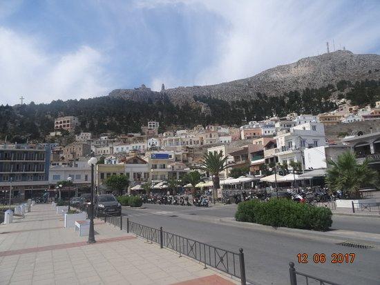 Πόθια, Ελλάδα: Island Kalymnos, Pothia (2017, June)