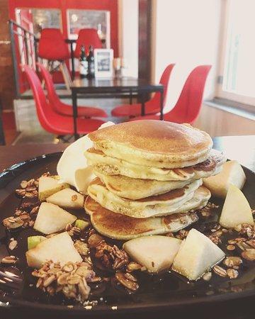 Marshal food: Pancakes