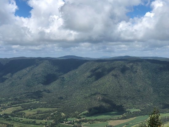 Eungella National Park: Peases Lookout