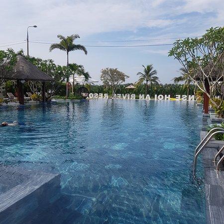 Silk Sense Hoi An River Resort: Pool