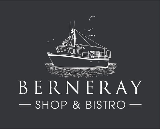 Isle of Berneray, UK: Shop Logo