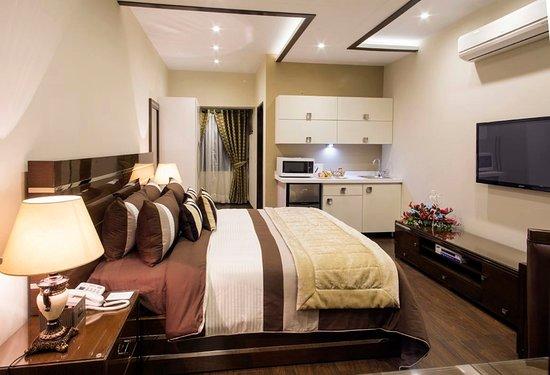 Royaute Luxury Suites & Hotel: Executive suites