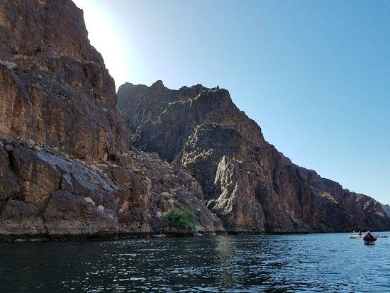 Halve dag kajaktocht in de Black Canyon vanuit Las Vegas: Wonderful