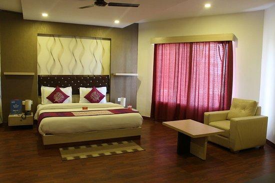Neemrana, Indien: Suite room