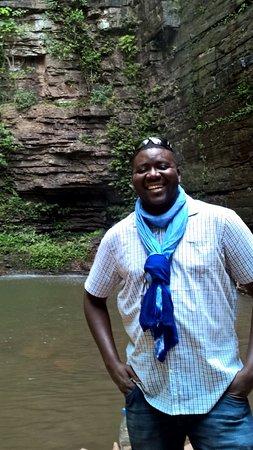 Le Senegal selon Modou: Cascade de dindefelo
