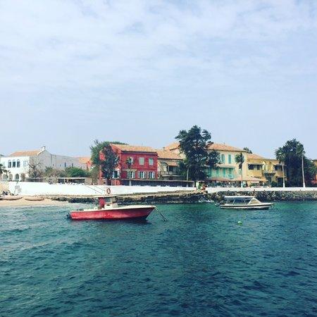 Le Senegal selon Modou: L ile de Goree