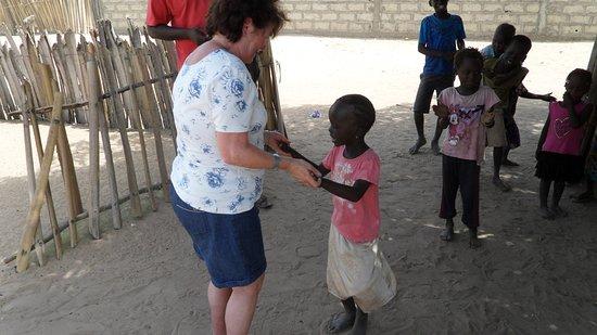 Le Senegal selon Modou: Village de brousse