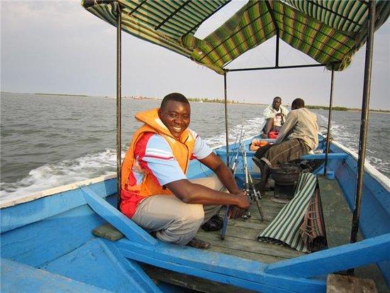 Saly, Sénégal : peche au saloum