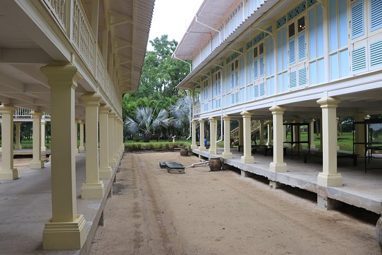 Mrigadayavan Palace: รูปแบบอาคารพระตำหนัก