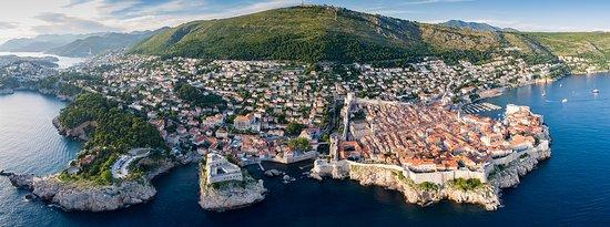 Split-Dalmatia County, Croatia: Dubrovnik old town and Gruz