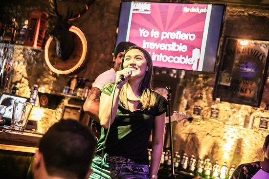 The Clock Pub: Karaoke