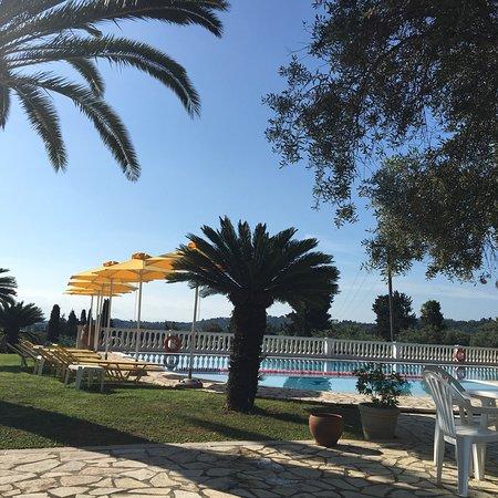 Paradise Hotel: Hotel Paradise in Gouvia & Corfu