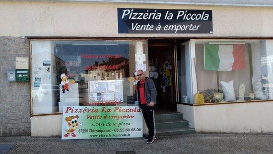 Chateauponsac, France: La Piccola