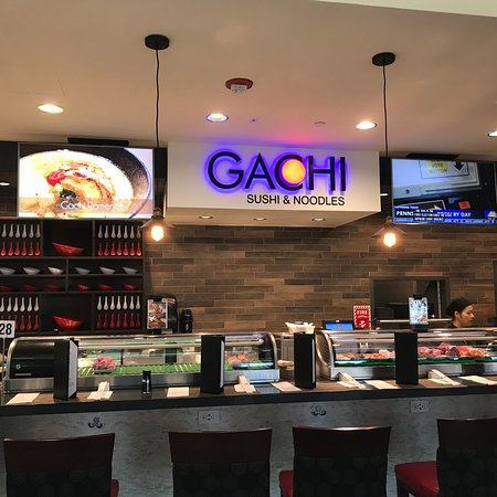 ‪Gachi Sushi and Noodles‬
