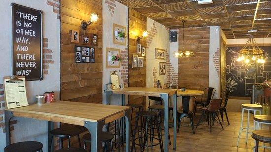 Villaviciosa de Odon, สเปน: Restaurante