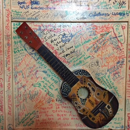 写真Guitarra Mia枚