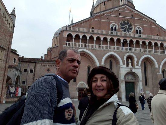 Province of Padua, Italy: Um destino que vale a pena incluir na viagem, a Basílica de Sto Antonio de Pádua.