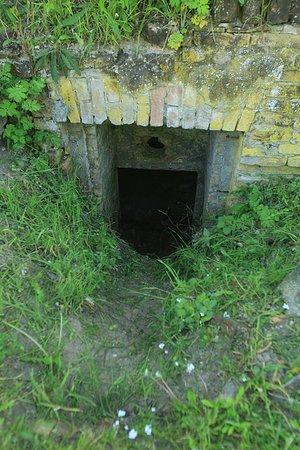 Kostrzyn nad Odra, Polen: bunker