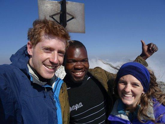 Mount Mulanje: On the summit
