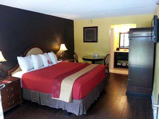 Econo Lodge Wade - Fayetteville North: Econo Lodge Fayetteville Wade NC