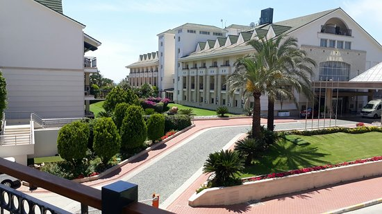 Alva Donna Exclusive Hotel & Spa Photo