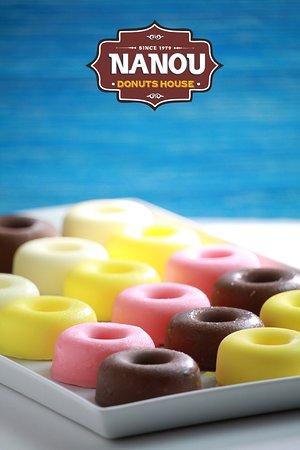 Nanou Donuts House: nanou donuts