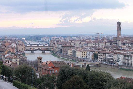 Provincia de Florencia, Italia: Uma cidade onde a história, a arte e a beleza convivem lado a lado.
