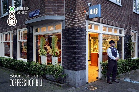 Coffeeshop Boerejongens BIJ