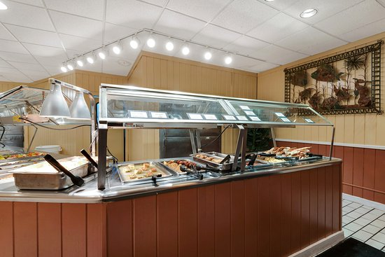 All You Can Eat On Our 3 Buffets Daily Breakfast 8a 11a