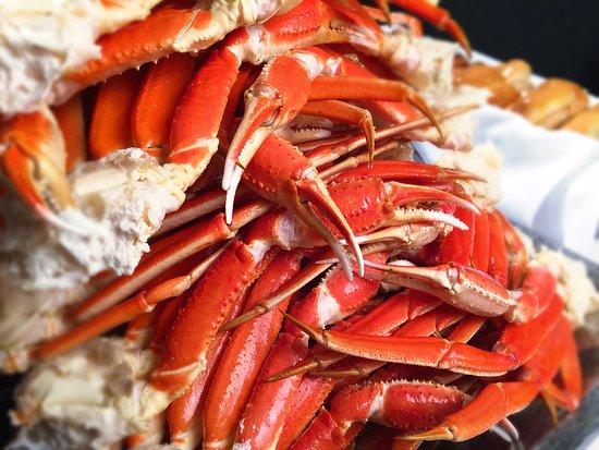 Endless crab legs panama city beach