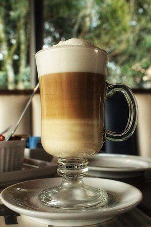 Itaara, RS: Café com leite