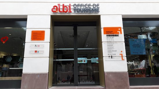 Tourist Office of Albi