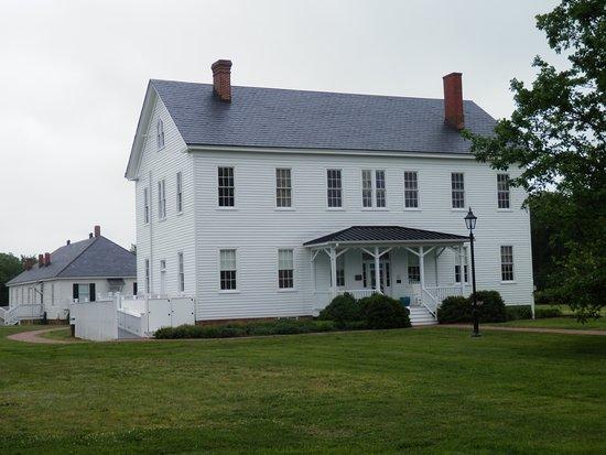 Machipongo, VA: The Almshouse