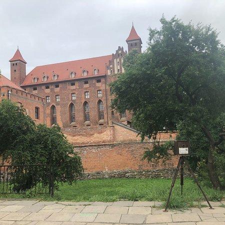 Gniew, بولندا: Miasto zachwyciło mnie swoim nietuzinkowym charakterem...!