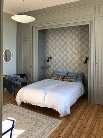 Oudon, France: Chambre Swedish Grace