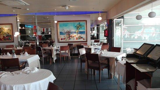 Restaurante Les Dunes Suites照片