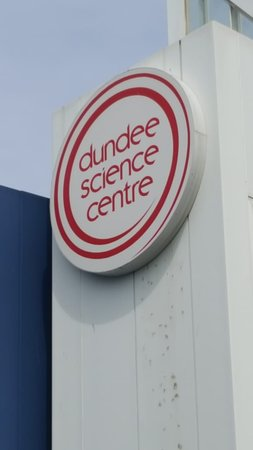Dundee Science Centre: Dundee Science Center