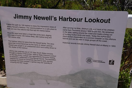 ‪‪Albany‬, أستراليا: What happened to Jimmy Newells Harbour‬