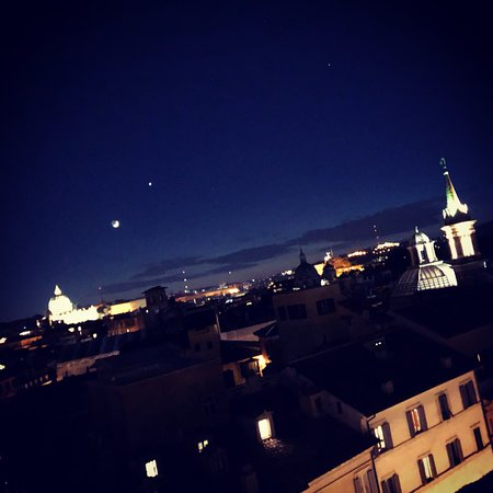 Photo4 Jpg Picture Of Terrazza Borromini Rome Tripadvisor